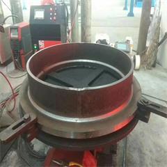 Robot arc welding for Van parts