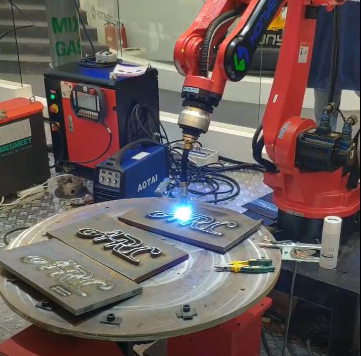 Image file import for arc welding multilayer welding