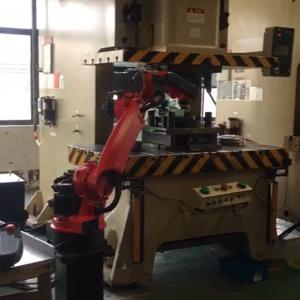stamping applicaton 6 axis 10kg robot